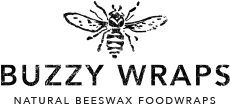 Buzzy Wraps Logo